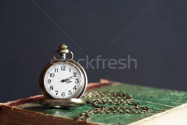Vintage Pocket Watch Stock photo © cosma