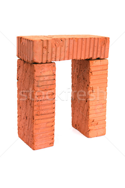 Brick Gate Stock photo © cosma