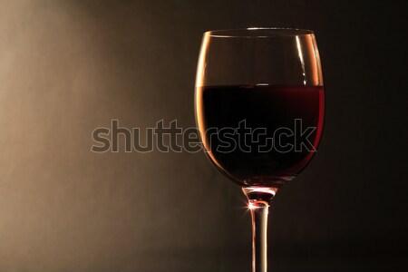Red Dry Wine Stock photo © cosma