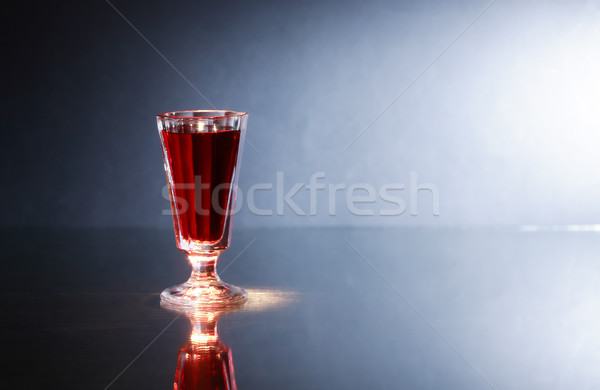 Liquor On Dark Stock photo © cosma