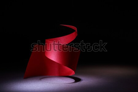 Red Spiral Stock photo © cosma