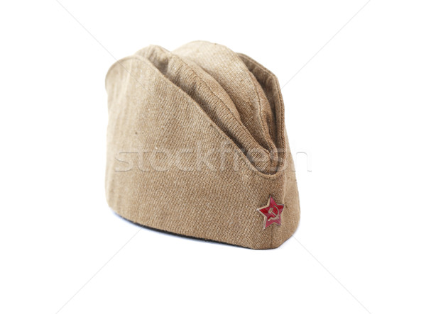 USSR Garrison Cap Stock photo © cosma