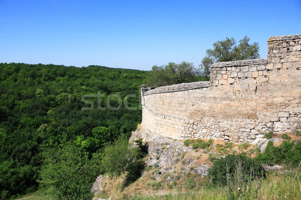 Ancient Stronghold Stock photo © cosma