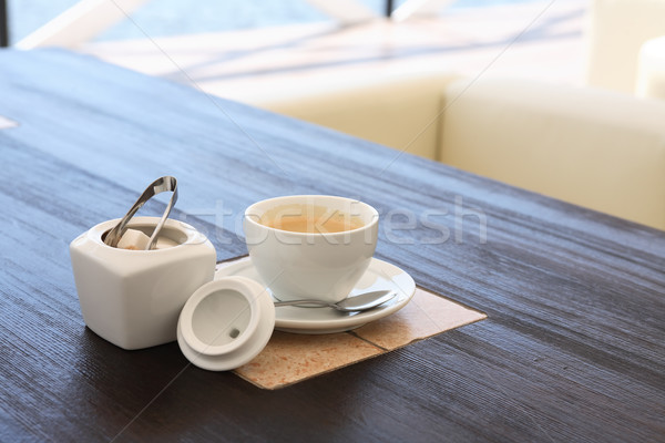 Cup Of Cofee Stock photo © cosma
