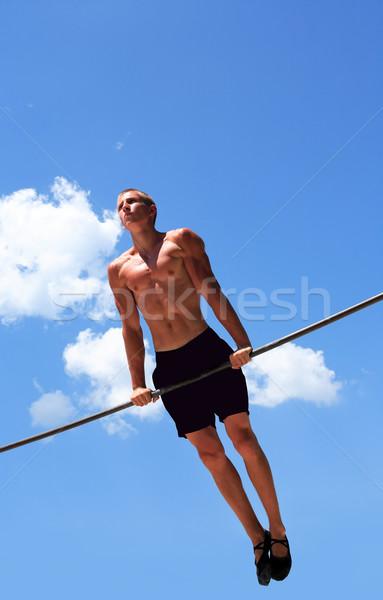 Outdoor Workout Stock photo © cosma