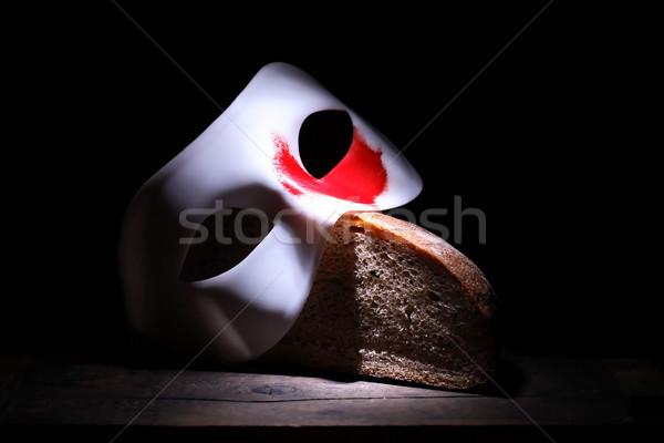 Bread And Circuses! Stock photo © cosma