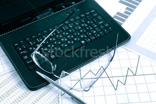 Business Tools Stock photo © cosma