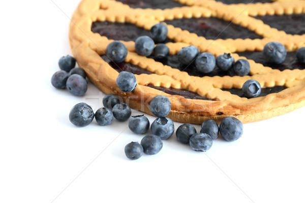 Bilberry Pie Stock photo © cosma