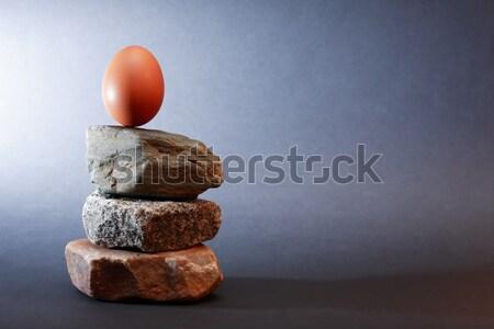 Stones Stack Stock photo © cosma