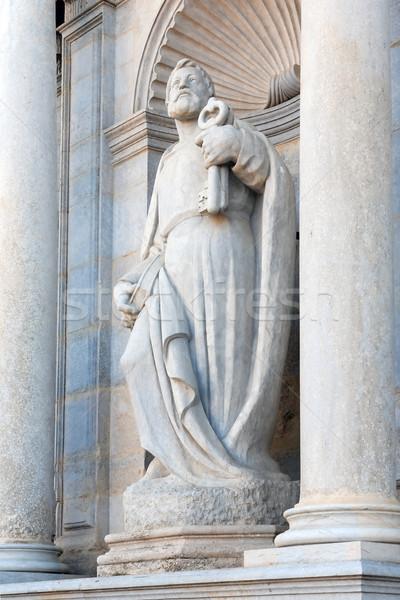 Saint Peter With Keys Stock photo © cosma