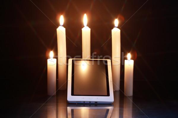 Modern Pray Concept Stock photo © cosma