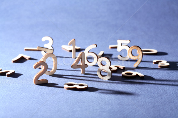 Digits Concept Stock photo © cosma