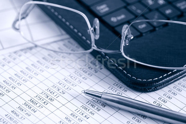 Technology And Business Stock photo © cosma