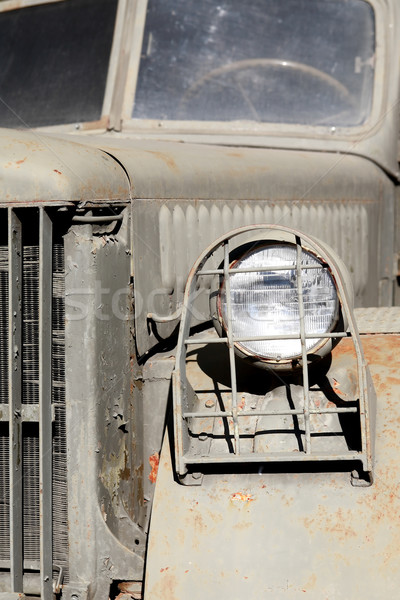Old Truck Stock photo © cosma