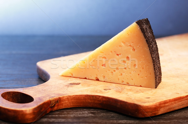 Hard Cheese Stock photo © cosma