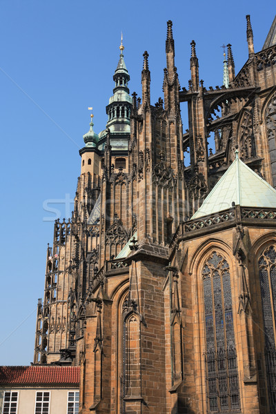 St. Vitus Cathedral Stock photo © cosma