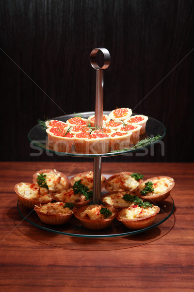 Appetizer For Supper Stock photo © cosma