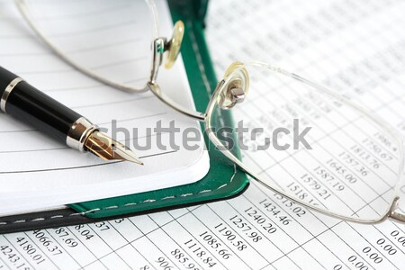 Business Planning Stock photo © cosma