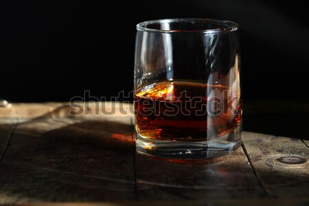 Seasoned Whiskey Stock photo © cosma
