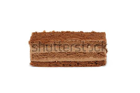 Chocolate Cake Stock photo © cosma
