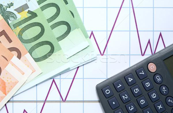 European Economic Growth Stock photo © cosma