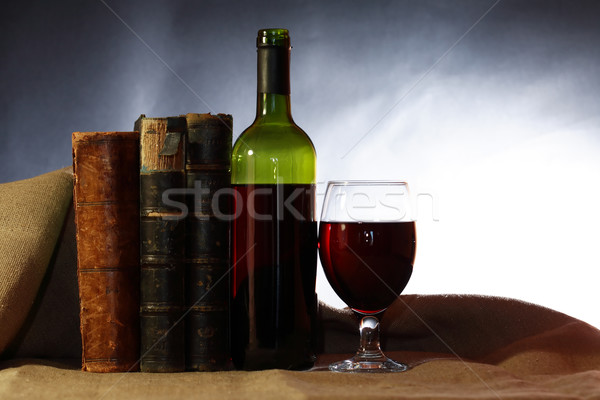 In Vino Veritas Stock photo © cosma