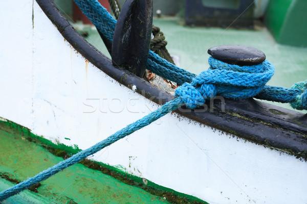 Vessel Part Stock photo © cosma