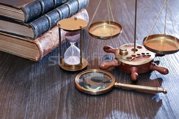 Ancient Science Tools Stock photo © cosma