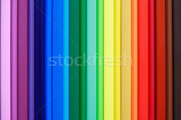 Crayons Background Stock photo © cosma