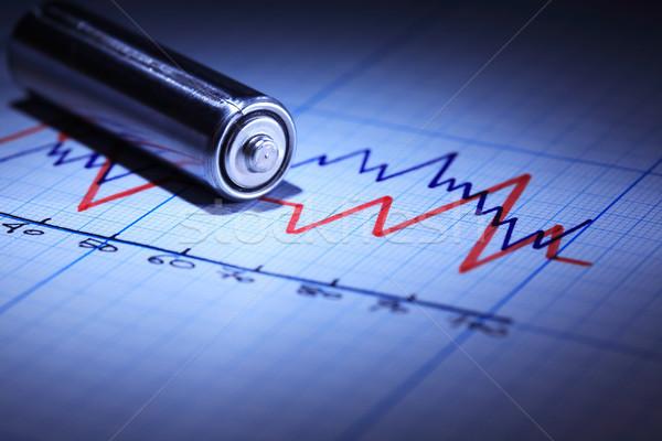 Energy Industry Stock photo © cosma