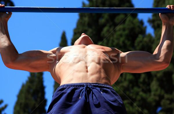 Workout Stock photo © cosma