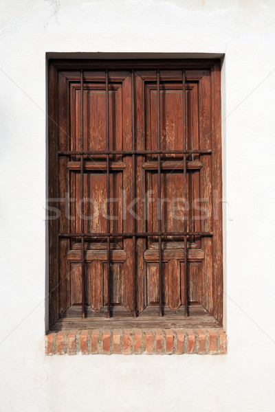 Spanish Siesta Stock photo © cosma
