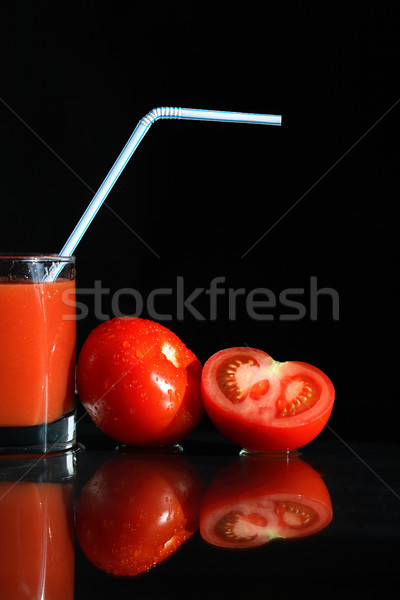 Tomato Juice Stock photo © cosma