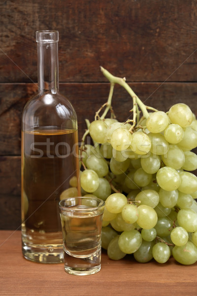 Grappa Concept Stock photo © cosma