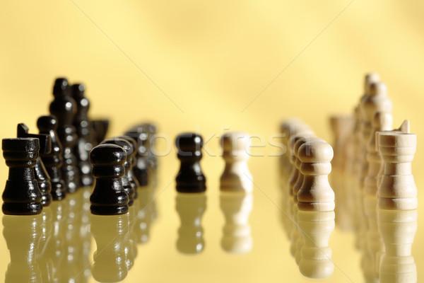 Chess Game Stock photo © cosma