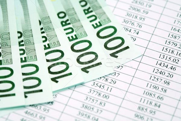 Euro Currency Stock photo © cosma