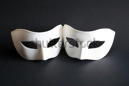 Two Masks Stock photo © cosma