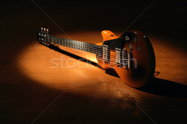 Electric Guitar Stock photo © cosma