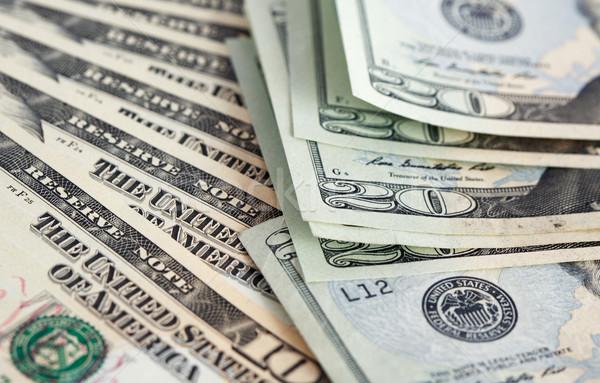 USA Dollars Background Stock photo © cosma