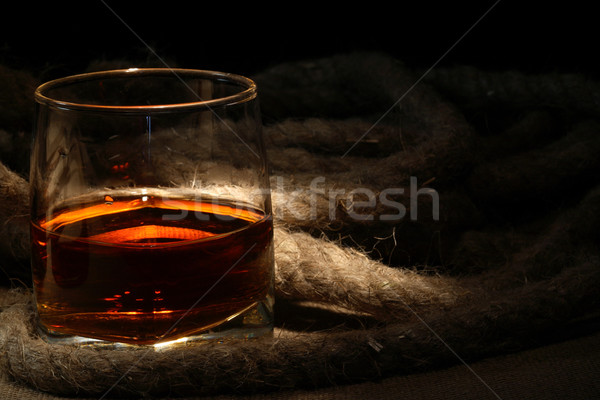 Rum And Rope Stock photo © cosma