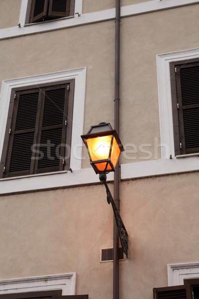 Street Lamp Stock photo © cosma