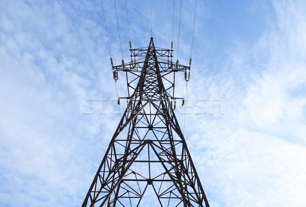 Power Transmission Line Stock photo © cosma