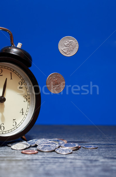 Time Is Money Stock photo © cosma