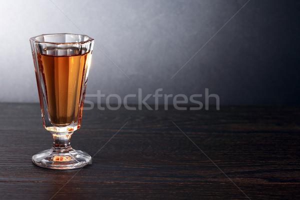 One Drink Stock photo © cosma