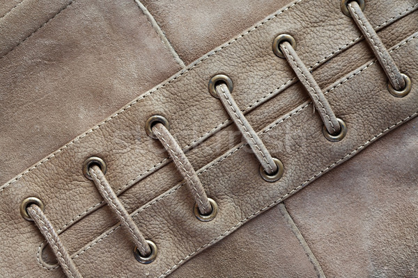Leather Background Stock photo © cosma