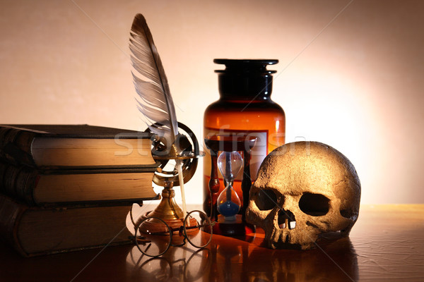 Ancient Science Stock photo © cosma