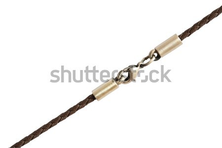 Rope With Clasp Stock photo © cosma