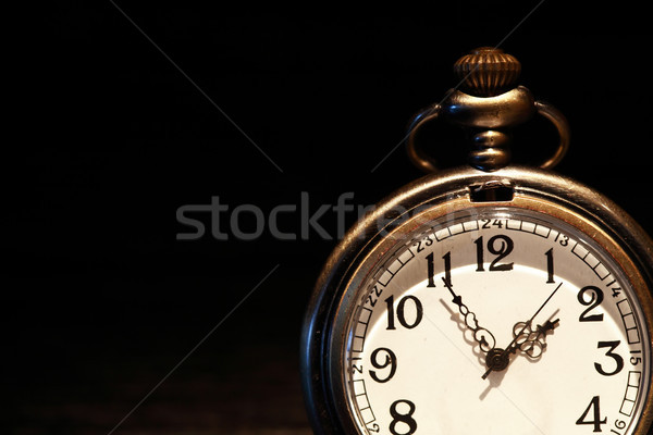 Old Pocket Watch Stock photo © cosma