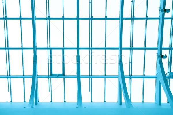 Transparent Roof Background Stock photo © cosma