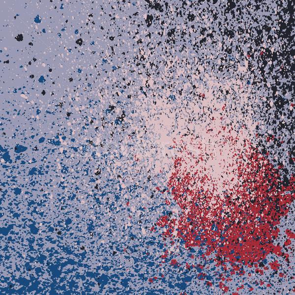 スプレー式塗料 パターン ベクトル グランジ 創造 手 ストックフォト © cosveta